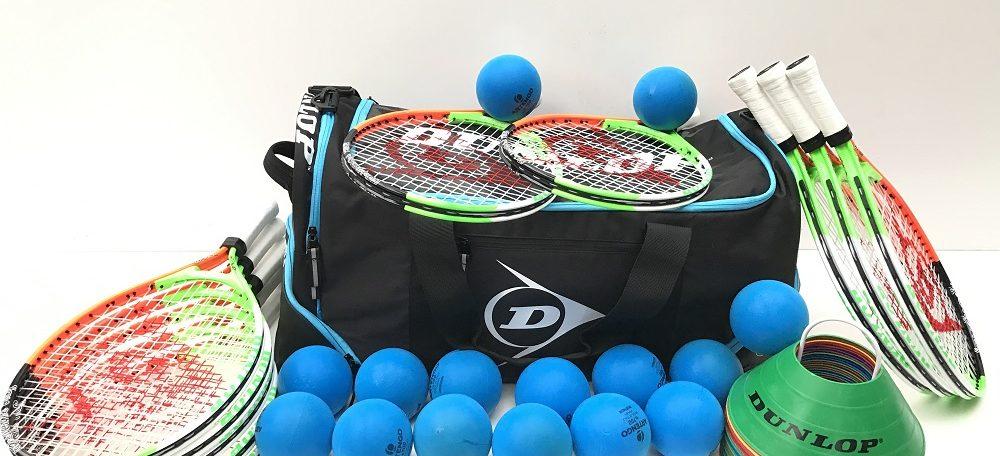 KNLTB Uitleenloket verzorgt de uitleen van verschillende tennismaterialen