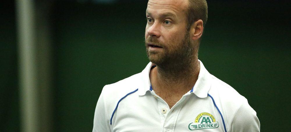 Roland Garros finalist Martin Verkerk